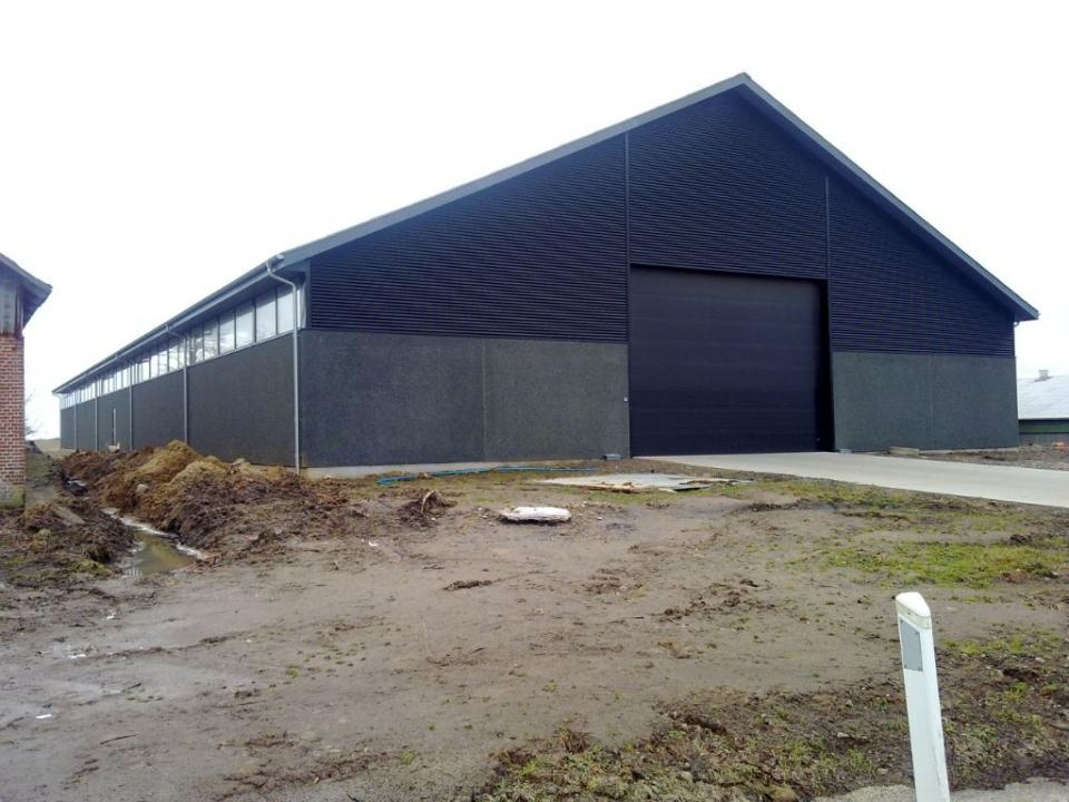 Topp Ny Stålhaller-Lagerhaller-Verksted-Fjøs-Ridehall i alle PO-33