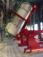 A-Ward Container UNLOADER Systems bilde