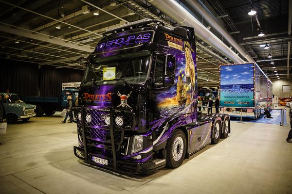 Rekord på Oslo Motor Show bilde