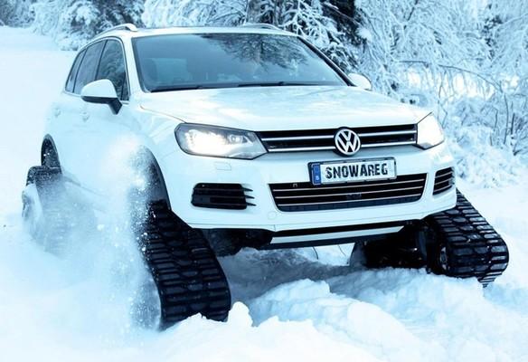 VW Snowareg bilde