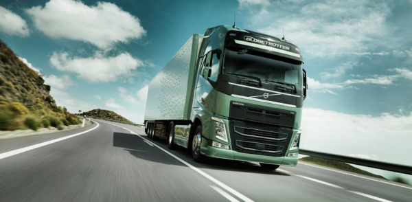 Nye Volvo FH Serien bilde