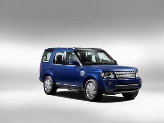 Ny Land Rover Discovery bilde