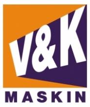 Viken & Kårstad Maskin AS Logo