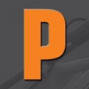 Pedersen maskinsalg Logo