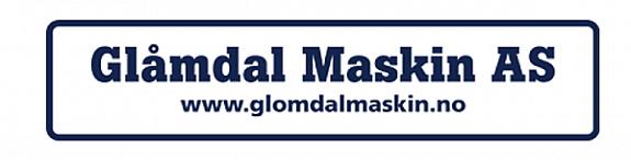 Glåmdal Maskin AS Logo